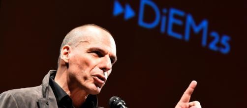 Yanis Varoufakis, ex ministro delle Finanze greco.
