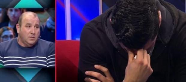 Alejandro se derrumba al hablar con su padre