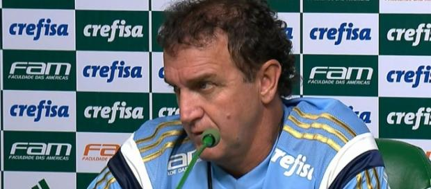 Cuca quer se desfazer de alguns jogadores no Palmeiras