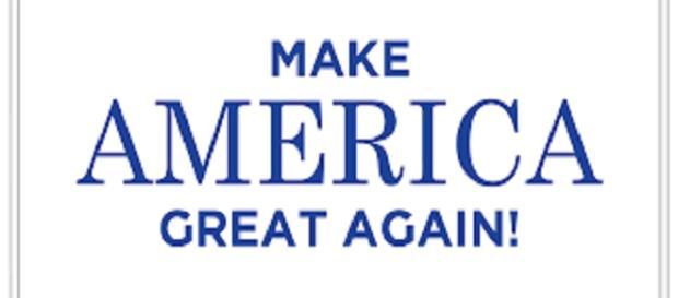 ¡Haz grande a América de nuevo!