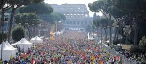 La Maratona di Roma 2016, 10 aprile