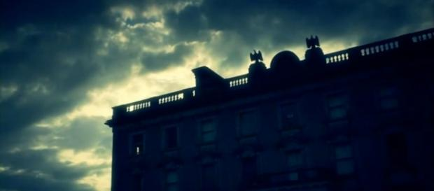 Loftus Hall, a casa mais assombrada da Irlanda. YouTube