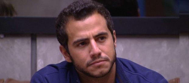 Matheus eliminado (Reprodução/Globo)
