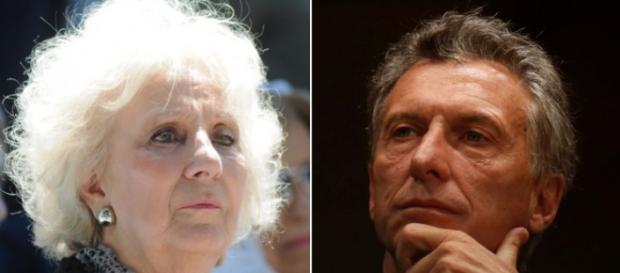 Obama olvidó la violencia de Macri que Carlotto denunció