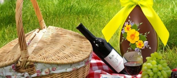 Pasquetta 2016:picnic in Campania
