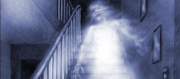 Porque se quedan aquí los espíritus?
