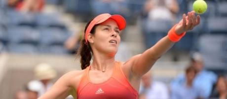 Ivanovic cedeu somente três games contra Teliana Pereira