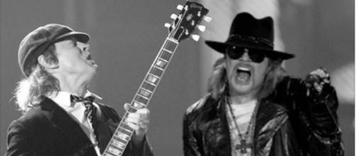 Axil Rose podría sustituir a Brian Johnson en AC/DC.