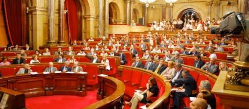 El parlamento catalán, el más caro de España.