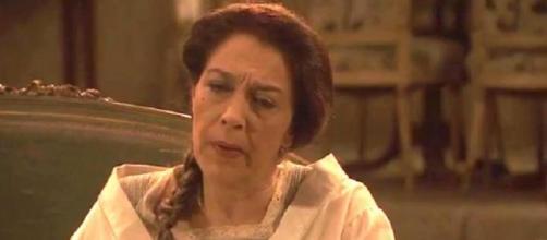Il Segreto, Francisca denuncia Maria Castaneda