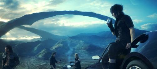 Promotional image for Final Fantasy XV, courtesy of Square Enix.