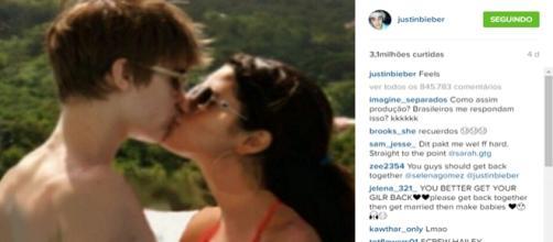 Selena e Justin juntos de novo?