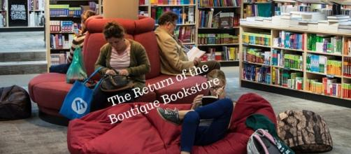 The Return of The Small Bookstore