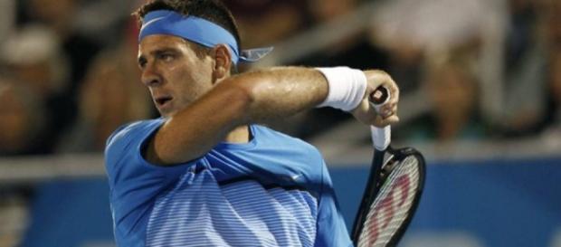 Del Potro avança em Miami e enfrentará Roger Federer