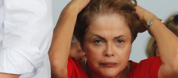 Dilma Rousseff, presidente da República.