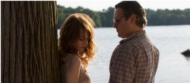 Emma Stone y Joaquin Phoenix protagonistas de la nueva película de Woody Allen.