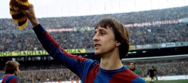 Johan Cruyff a murit azi la 68 de ani