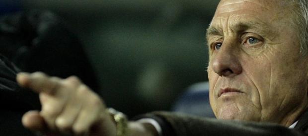 Johan Cruyff destacou-se ao serviço da 'laranja mecânica' e clubes como o Ajax e o Barça.