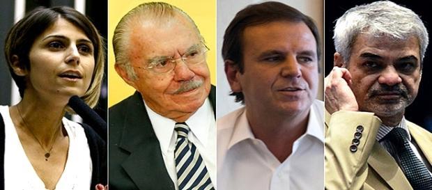 Políticos ganharam apelidos curiosos da Odebrecht