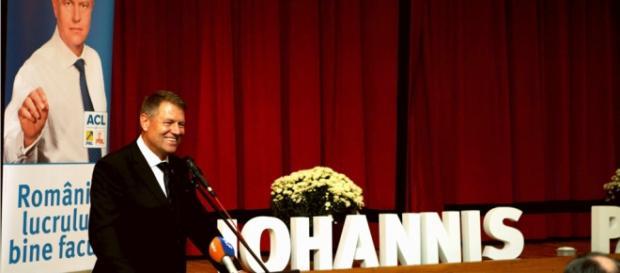 Președintele României, Klaus Iohannis. Foto: Facebook