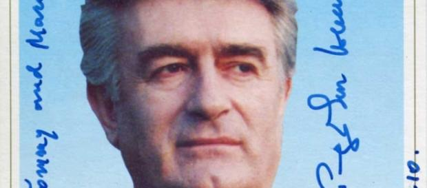 Radovan Karadzic, il boia dei Balcani