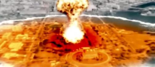 Captura de uno de los fotogramas del vídeo