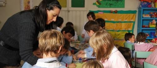 Concorso per insegnante d'infanzia ed educatore asilo nido