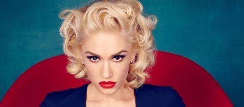 Gwen Stefani em ensaio para seu novo álbum