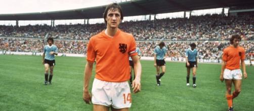 Johan Cruyff fue un visionario del futbol.
