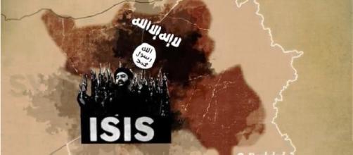 Planes de la banda terrorista de ISIS VOX