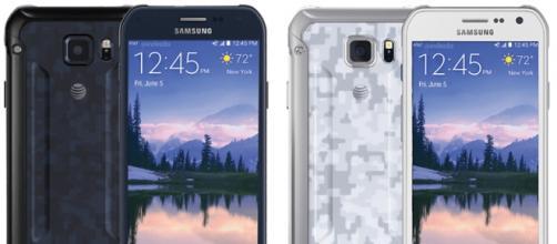 Samsung Galaxy S6 Active. Foto: Samsung.