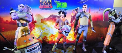 Star Wars Rebels via Flickr Heather Paul CC2.0