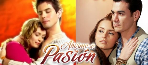 Angelique Boyer e David Zepeda.
