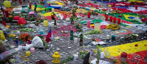 Brussels is mourning/ Photo:Valentina Calà (Flickr)