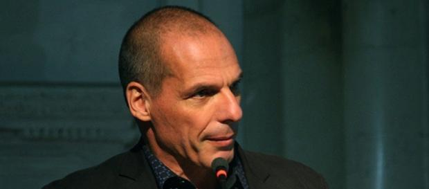 L'ex minitro greco Yanis Varoufakis