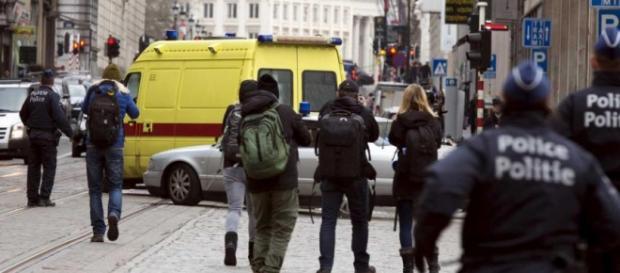O caos está novamente lançado na Europa
