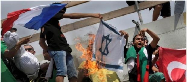 Reflejo del odio en el Medio Oriente