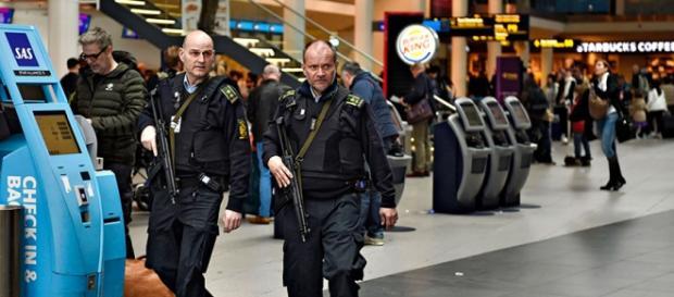 Reforço da segurança na capital belga
