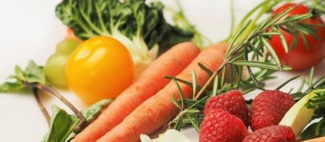 Healthy food - pixabay website