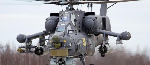 Brasil que adquirir helicóptero russo de combate Mi-28