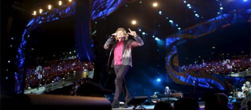 Los Rolling Stone en concierto en Cuba