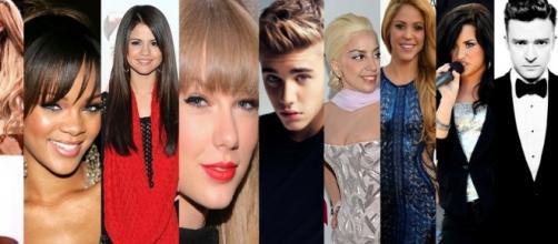 Top 10 mais seguidos do Twitter