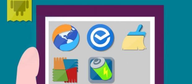 Apps que mejoran el dispositvo celular