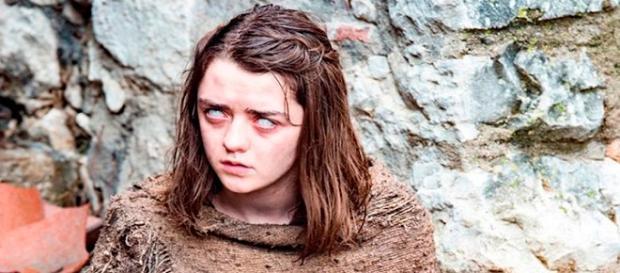 Arya Stark, en la sexta temporada de 'Juego de Tronos'