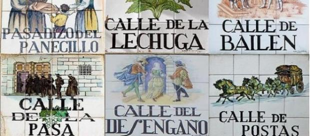 CALLES DE MADRID CON HISTORIAS Y LEYENDAS