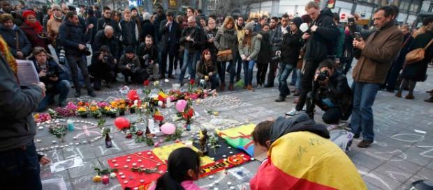 La comunicad internacional se ha solidarizado con Bélgica