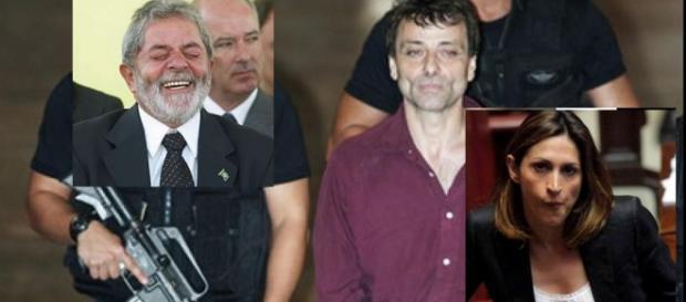 Lula vira motivo de críticas na Itália