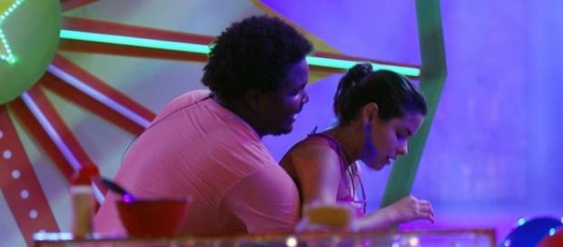Ronan e Munik - Foto/Reprodução: Globo
