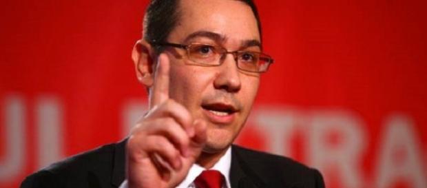 """Victor Ponta, cel mai """"intelectual""""! Foto: Facebook"""