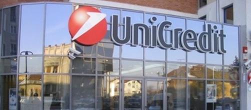 Il gruppo bancario Unicredit, uno dei principali istituti di credito quotati a Piazza Affari